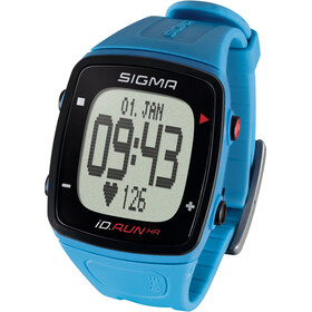 SIGMA SPORT ID.Run HR Heart Rate Monitor, blue